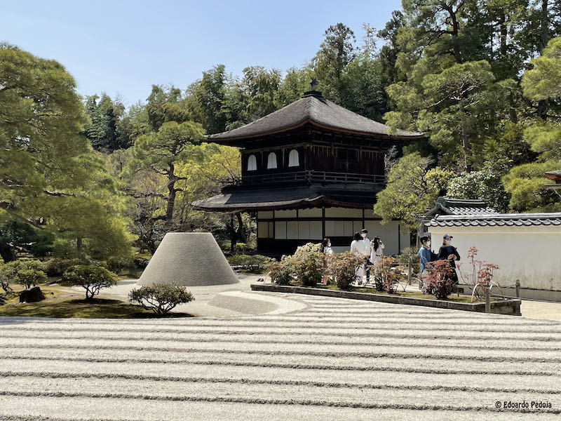 Ginkakuji padiglione d'argento